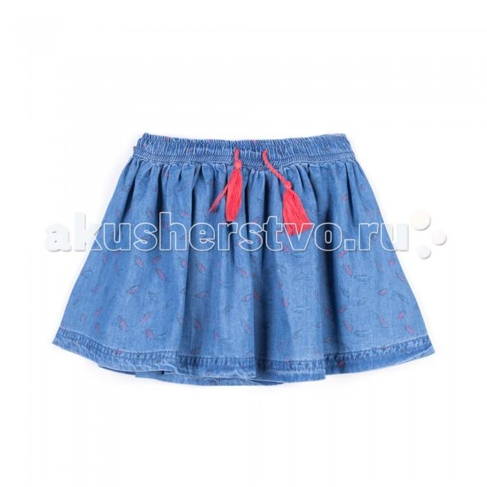 Детская одежда , Юбки Coccodrillo Юбка для девочки Forest Heart арт: 412589 -  Юбки
