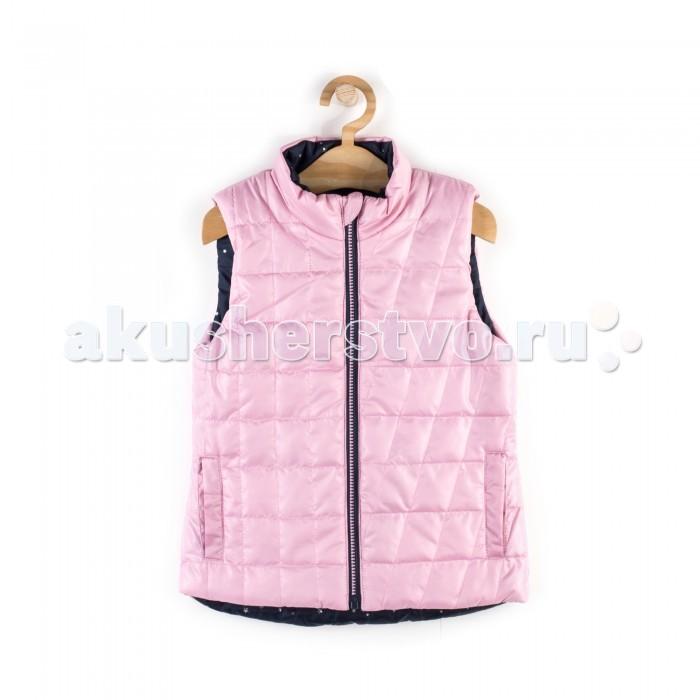 Детская одежда , Пиджаки, жакеты, жилетки Coccodrillo Жилет для девочки Magic арт: 512376 -  Пиджаки, жакеты, жилетки