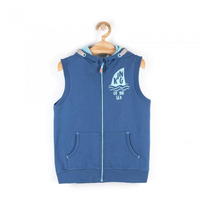 Детская одежда , Пиджаки, жакеты, жилетки Coccodrillo Жилет для мальчика Summer Survival арт: 513106 -  Пиджаки, жакеты, жилетки