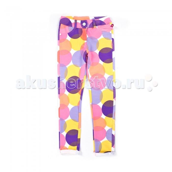 Брюки, джинсы и штанишки Coccodrillo Брюки для девочки Bubble Gum брюки джинсы и штанишки coccodrillo брюки для девочки horses