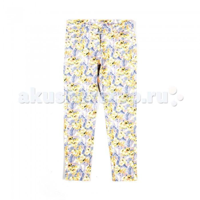 Брюки, джинсы и штанишки Coccodrillo Брюки для девочки Laugh брюки джинсы и штанишки coccodrillo брюки для девочки horses