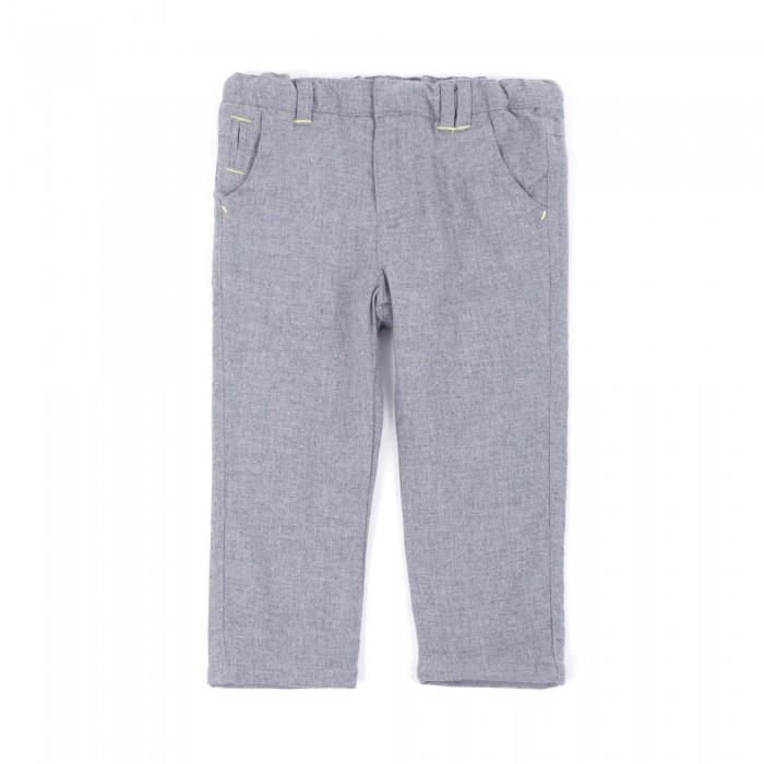 Брюки, джинсы и штанишки Coccodrillo Брюки для мальчика Bus брюки fox фокс цвет темный синий с карманами сзади для мальчика с 12 до 18 мес