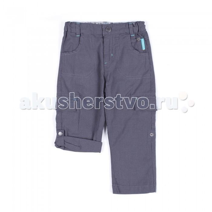 Брюки, джинсы и штанишки Coccodrillo Брюки для мальчика Robotic брюки fox фокс цвет темный синий с карманами сзади для мальчика с 12 до 18 мес
