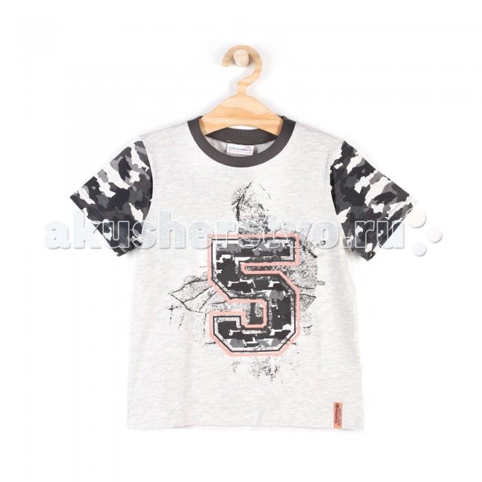 Детская одежда , Футболки и топы Coccodrillo Футболка для мальчика Mission in Progress арт: 338490 -  Футболки и топы