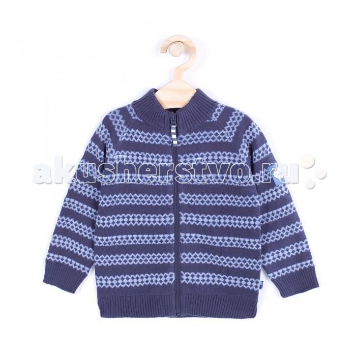 Детская одежда , Кофты и кардиганы Coccodrillo Кардиган для мальчика Music арт: 340725 -  Кофты и кардиганы