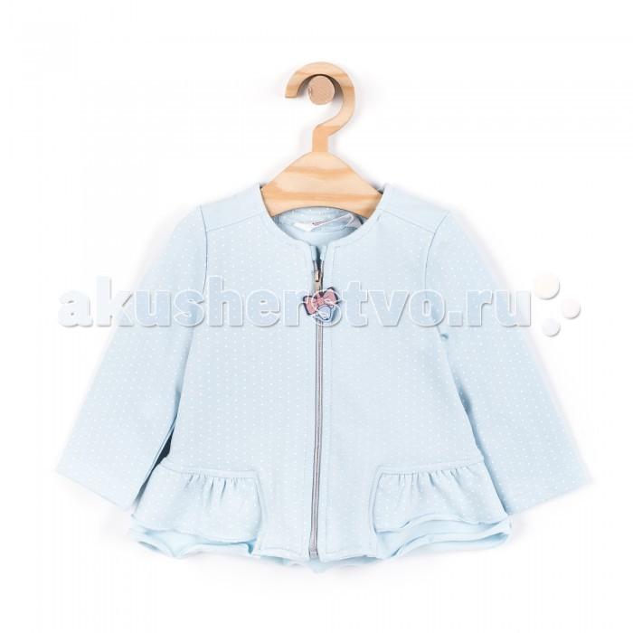 Детская одежда , Кофты и кардиганы Coccodrillo Кофта для девочки Im so Quiet арт: 341025 -  Кофты и кардиганы