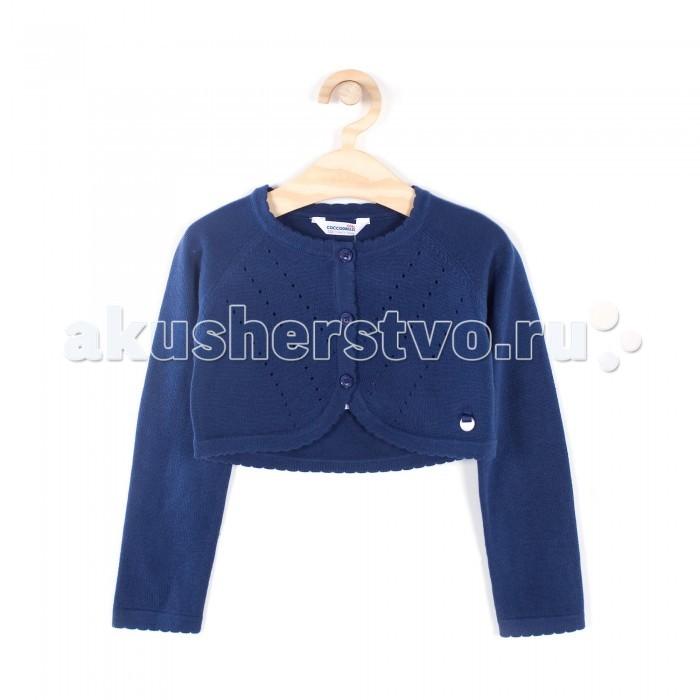 Детская одежда , Кофты и кардиганы Coccodrillo Кофта для девочки Lost at Sea арт: 334250 -  Кофты и кардиганы