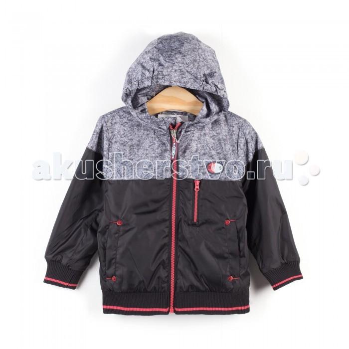 Детская одежда , Ветровки, плащи, дождевики и жилеты Coccodrillo Куртка-ветровка для мальчика Cars арт: 338880 -  Ветровки, плащи, дождевики и жилеты