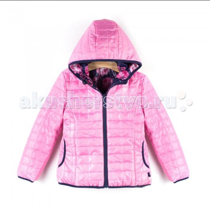Coccodrillo Куртка для девочки двусторонняя GirlКуртка для девочки двусторонняя GirlCoccodrillo Куртка для девочки двусторонняя Girl  Двухсторонняя стеганая куртка с застежкой-молнией, два кармана спереди. В рукавах резинки.  Состав: 100% полиэстер Рекомендации по уходу: автоматическая стирка при температуре до 40 С.  Coccodrillo является одним из крупнейших производителей детской и подростковой одежды по всей Европе. Компания существует с 1990 года и сегодня сотрудничает с 27 странами по всему миру. Она также входит в топ пяти наиболее популярных европейских марок детской одежды.  Изделия не вызывают аллергических реакций. В их составе &#8722; только экологически чистые волокна, которые обрабатываются с использованием высоких технологий и современного оборудования, что обеспечивает ткани высокую степень износостойкости и гарантирует долгую насыщенность цветовой гаммы, а также высокое качество печати рисунка.<br>