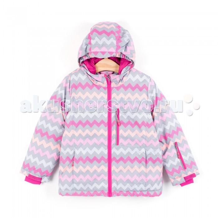 Coccodrillo Куртка для девочки Snowboard GirlКуртка для девочки Snowboard GirlCoccodrillo Куртка для девочки Snowboard Girl  Сноубордическая куртка со снегозащитной юбкой внутри, из водонепроницаемой и дышащей ткани, с множеством карманов, в том числе есть карман для скипасса. Застежка на молнию яркого цвета. Регулируемый капюшон, рукава с манжетами внутри.  Состав: 100% полиэстер Рекомендации по уходу: автоматическая стирка при температуре до 40 С.  Coccodrillo является одним из крупнейших производителей детской и подростковой одежды по всей Европе. Компания существует с 1990 года и сегодня сотрудничает с 27 странами по всему миру. Она также входит в топ пяти наиболее популярных европейских марок детской одежды.  Изделия не вызывают аллергических реакций. В их составе &#8722; только экологически чистые волокна, которые обрабатываются с использованием высоких технологий и современного оборудования, что обеспечивает ткани высокую степень износостойкости и гарантирует долгую насыщенность цветовой гаммы, а также высокое качество печати рисунка.<br>