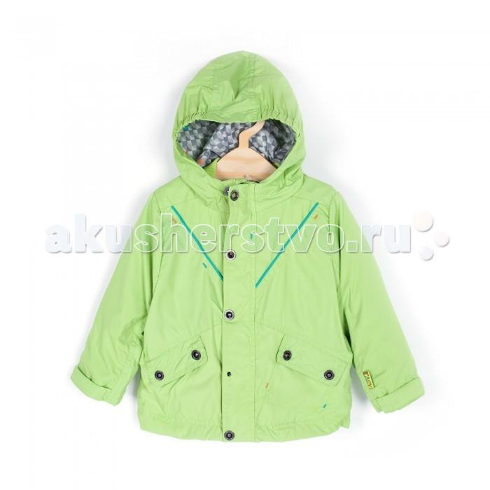 Coccodrillo Куртка для мальчика Easy DudeКуртка для мальчика Easy DudeCoccodrillo Куртка для мальчика Easy Dude  Куртка с капюшоном, застежка на молнию, закрытая планкой на кнопках. Спереди карманы.  Состав: 100% полиэстер Рекомендации по уходу: автоматическая стирка при температуре до 40 С.  Coccodrillo является одним из крупнейших производителей детской и подростковой одежды по всей Европе. Компания существует с 1990 года и сегодня сотрудничает с 27 странами по всему миру. Она также входит в топ пяти наиболее популярных европейских марок детской одежды.  Изделия не вызывают аллергических реакций. В их составе &#8722; только экологически чистые волокна, которые обрабатываются с использованием высоких технологий и современного оборудования, что обеспечивает ткани высокую степень износостойкости и гарантирует долгую насыщенность цветовой гаммы, а также высокое качество печати рисунка.<br>