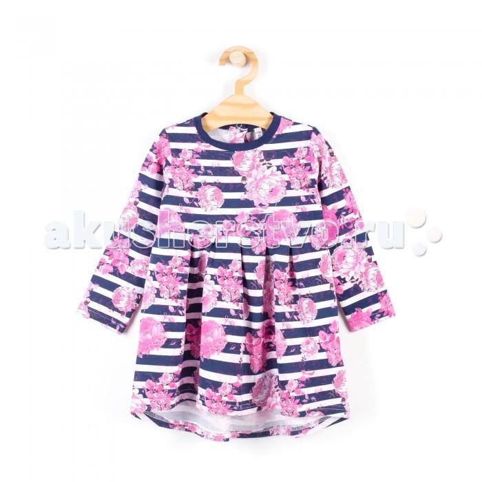 Детские платья и сарафаны Coccodrillo Платье длинный рукав Girl юбка coccodrillo юбка