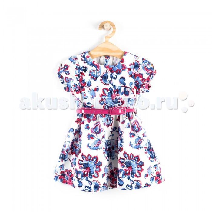 Детские платья и сарафаны Coccodrillo Платье короткий рукав Breeze юбка coccodrillo юбка