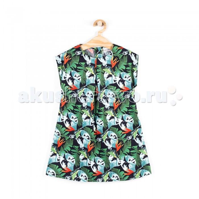 Детские платья и сарафаны Coccodrillo Платье короткий рукав Look Nice Everyday юбка coccodrillo юбка
