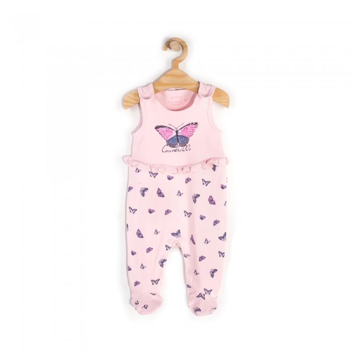 Детская одежда , Комбинезоны и полукомбинезоны Coccodrillo Комбинезон Butterfly арт: 539936 -  Комбинезоны и полукомбинезоны