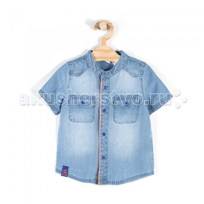 Блузки и рубашки Coccodrillo Рубашка для мальчика Cuban Flairs, Блузки и рубашки - артикул:337510