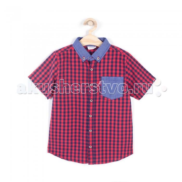 Детская одежда , Блузки и рубашки Coccodrillo Рубашка для мальчика New York City арт: 333080 -  Блузки и рубашки