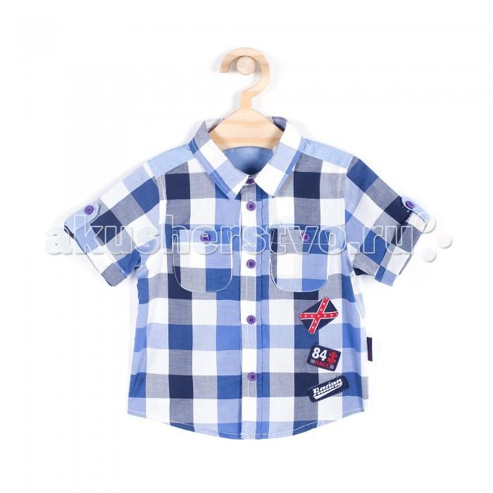 Детская одежда , Блузки и рубашки Coccodrillo Рубашка для мальчика Racer арт: 333090 -  Блузки и рубашки