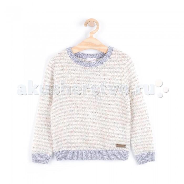 Детская одежда , Джемперы, свитера, пуловеры Coccodrillo Свитер для девочки Icy Wastelands арт: 341285 -  Джемперы, свитера, пуловеры