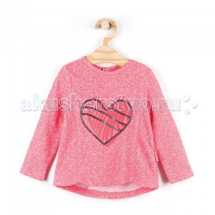 Детская одежда , Толстовки, свитшоты, худи Coccodrillo Свитшот для девочки Sweetie and Cute арт: 337475 -  Толстовки, свитшоты, худи