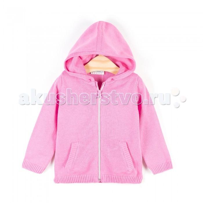 Детская одежда , Толстовки, свитшоты, худи Coccodrillo Толстовка для девочки Girl арт: 339475 -  Толстовки, свитшоты, худи
