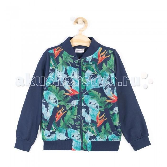 Детская одежда , Толстовки, свитшоты, худи Coccodrillo Толстовка для девочки Look Nice Everyday арт: 337025 -  Толстовки, свитшоты, худи