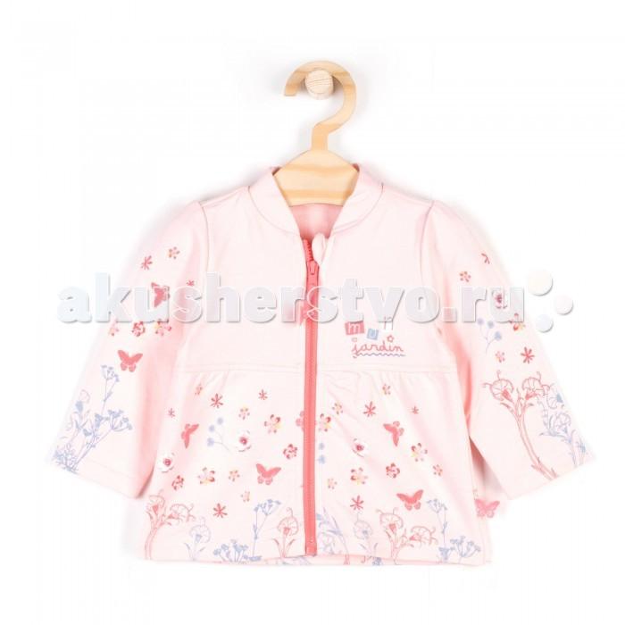 Детская одежда , Толстовки, свитшоты, худи Coccodrillo Толстовка для девочки Mon Jardin арт: 337045 -  Толстовки, свитшоты, худи