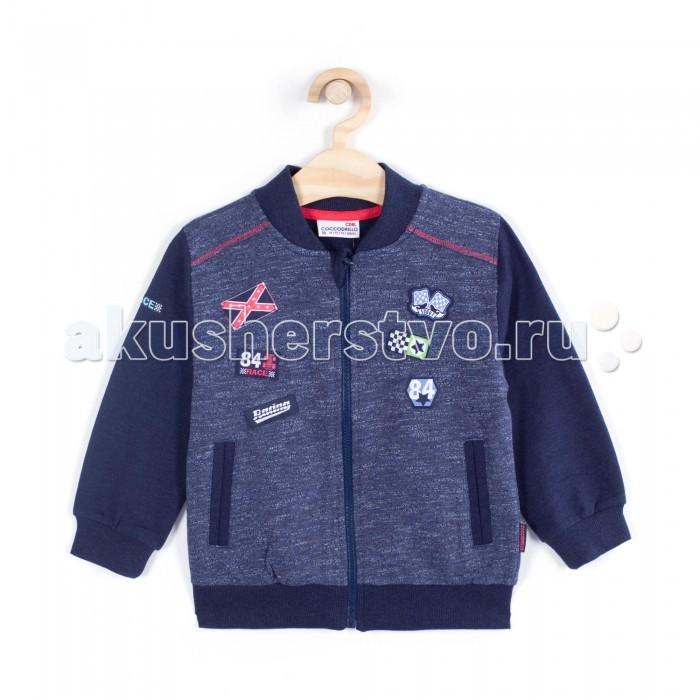 Детская одежда , Толстовки, свитшоты, худи Coccodrillo Толстовка для мальчика Racer арт: 329910 -  Толстовки, свитшоты, худи