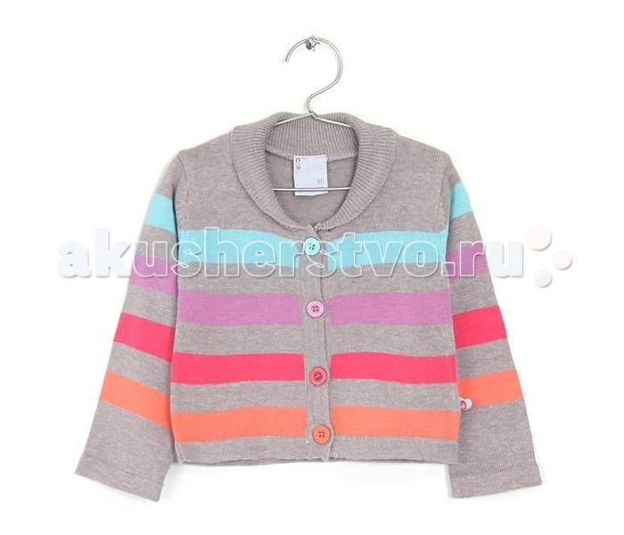 Детская одежда , Кофты и кардиганы Coccodrillo Кардиган для девочки Butterfly Princess арт: 327104 -  Кофты и кардиганы