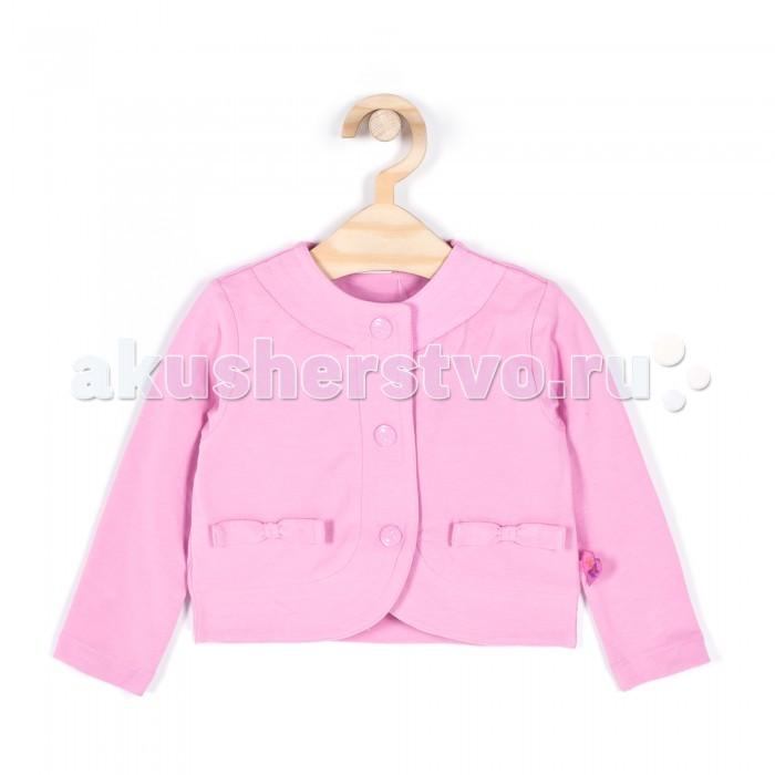 Детская одежда , Пиджаки, жакеты, жилетки Coccodrillo Жакет для девочки Butterfly арт: 333790 -  Пиджаки, жакеты, жилетки