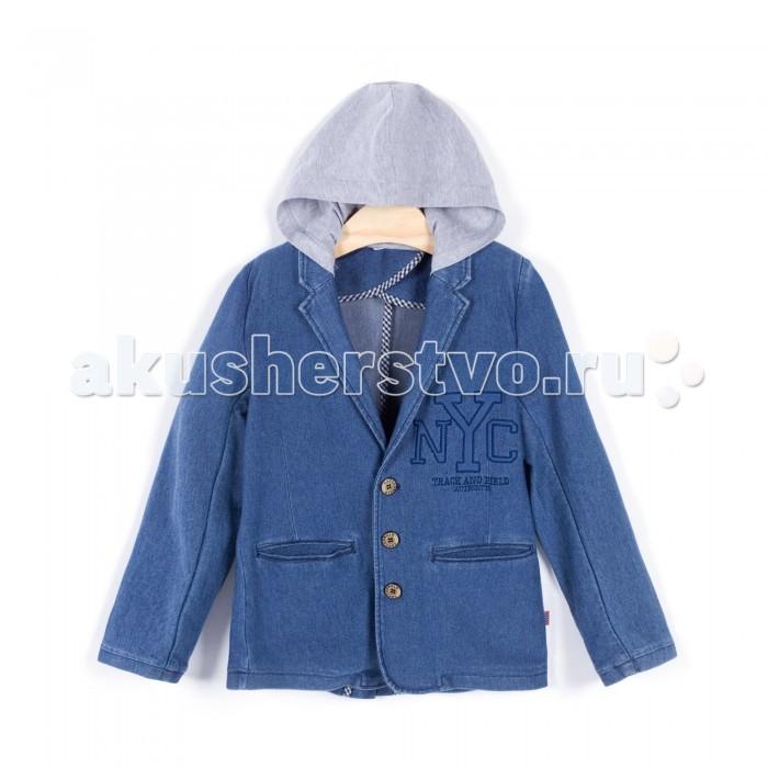 Детская одежда , Пиджаки, жакеты, жилетки Coccodrillo Жакет для мальчика New York City арт: 333115 -  Пиджаки, жакеты, жилетки