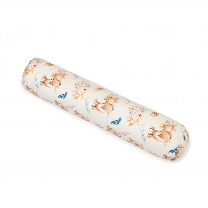Бортики в кроватку Cocodikama Подушка валик Олененок бортики в кроватку cocodikama подушка валик месяц