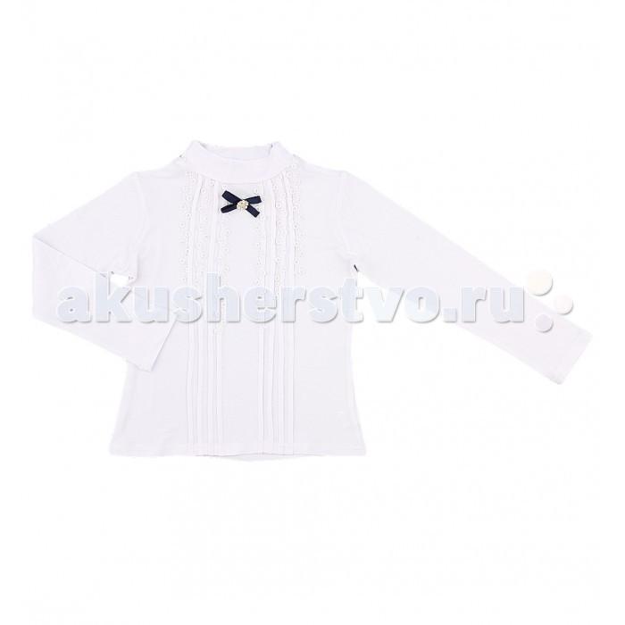 Детская одежда , Блузки и рубашки Colabear Блузка для девочки 691073-1 арт: 324399 -  Блузки и рубашки
