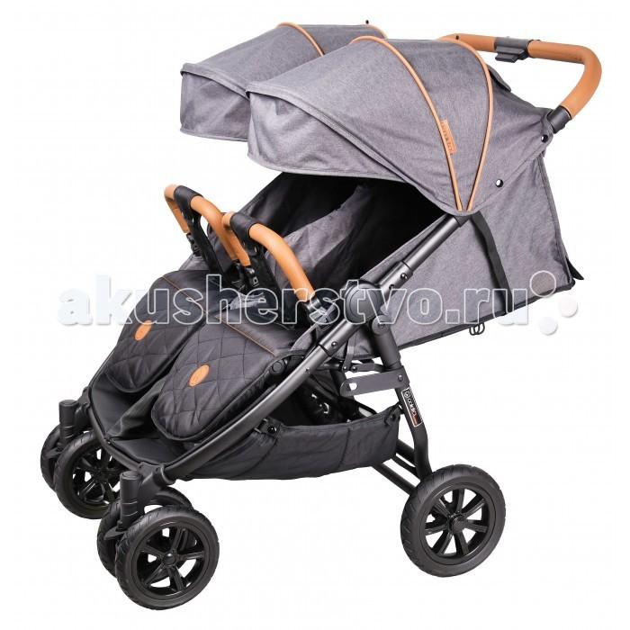 Купить Коляски для двойни и погодок, Coletto Прогулочная коляска для двойни Enzo