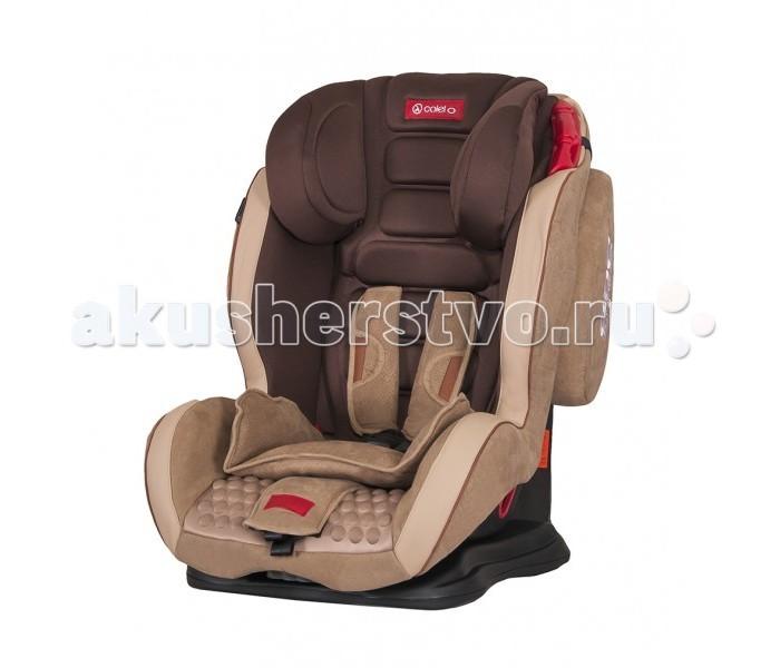 Автокресло Coletto CortoCortoАвтокресло Coletto Corto - стильное и комфортное автокресло для детей от 9 месяцев до 12 лет. Кресло представляет собой монолитное сиденье эргономичной формы, помещенное на пластиковую платформу со спинкой. Модель Corto снабжена регулируемым по высоте подголовником и подушками SPS. Угол наклона ложа настраивается.  Особенности: боковины автокресла выполнены из элегантной, высокосортной экологической кожи автокресло имеет тесты zderzeniowe, выполненные в Институте УМЕНИЯ в Нидерландах, имеющей один из лучше всего оборудованных объектов исследовательских учреждений в мире для выполнения краш-тестов система SPS: специальные боковые подушки, заполненные пеной polistyrenow&#261; поглощают энергию бокового удара, прежде чем он достигнет ребенка, что делает автокресло становится на 25% безопаснее 4 позиции регулировки положения 7 позиций регулировки подголовника низкая база автокресла 5-точечные ремни безопасности с пусковыми площадками регулировка высоты ремней сиденье изготовлены из материала, обеспечивающего комфорт и предотвращающего запотевание закрытый регулятор ремней, отсек на пояс шаговый     Технические характеристики: высота спинки: min 58 см, max, 68 см ширина спинки: 27 см<br>