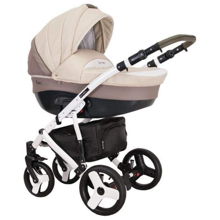 Детские коляски , Коляски 2 в 1 Coletto Florino Carbon 2 в 1 арт: 125597 -  Коляски 2 в 1