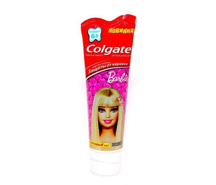 Фото - Гигиена полости рта Colgate Детская зубная паста 75 мл гигиена полости рта dr browns зубная щётка для малыша жирафик