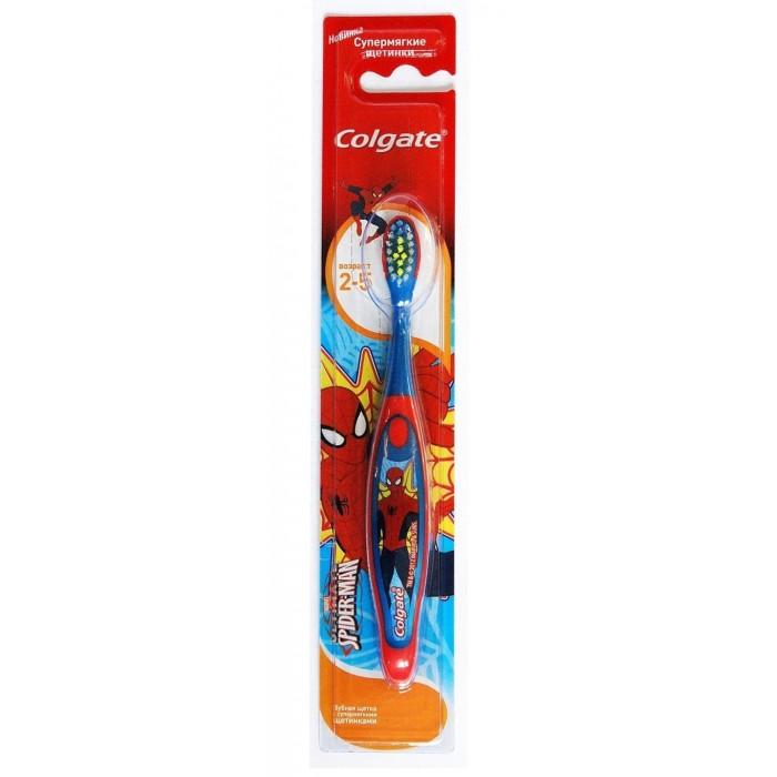 Гигиена полости рта Colgate Детская зубная щетка smiles от 2 до 5 лет гигиена полости рта colgate зубная щетка smiles для детей старше 5 лет