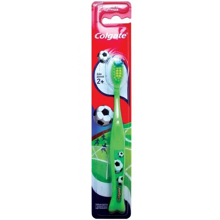 Гигиена полости рта Colgate Зубная щетка Для Детей 2+ гигиена полости рта colgate зубная паста бережное отбеливание 100 мл