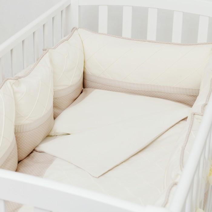 Картинка для Комплект в кроватку Colibri&Lilly Cappuccino Pillow (4 предмета)