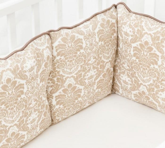 Бортик в кроватку Colibri&Lilly Damask 120х60 см