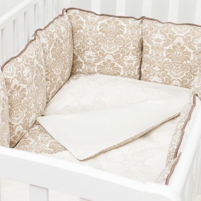 Комплект в кроватку Colibri&Lilly Damask (6 предметов)