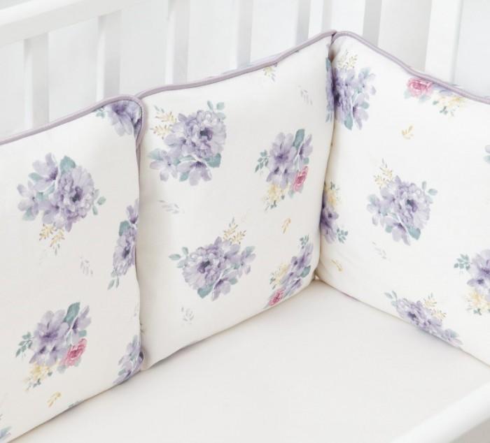 Бортик в кроватку Colibri&Lilly Florence 120х60 см