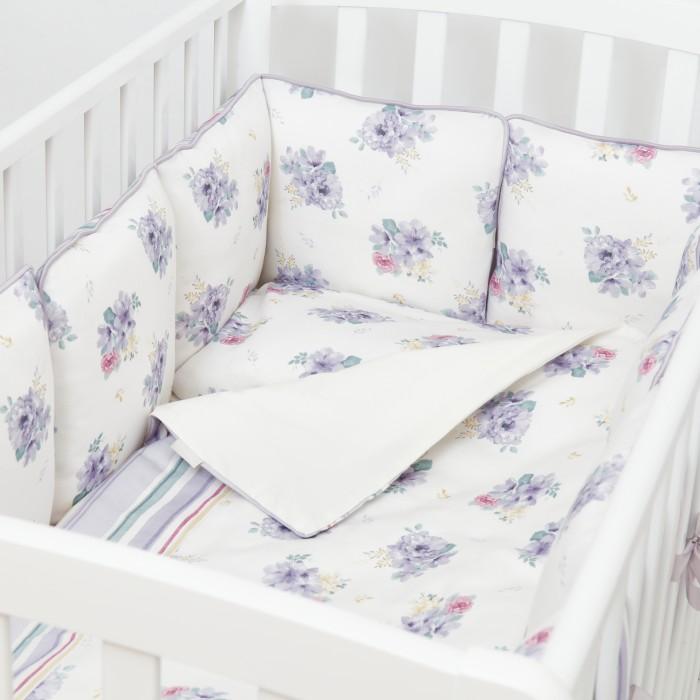 Комплекты в кроватку Colibri&Lilly Florence (6 предметов) colibri подушка