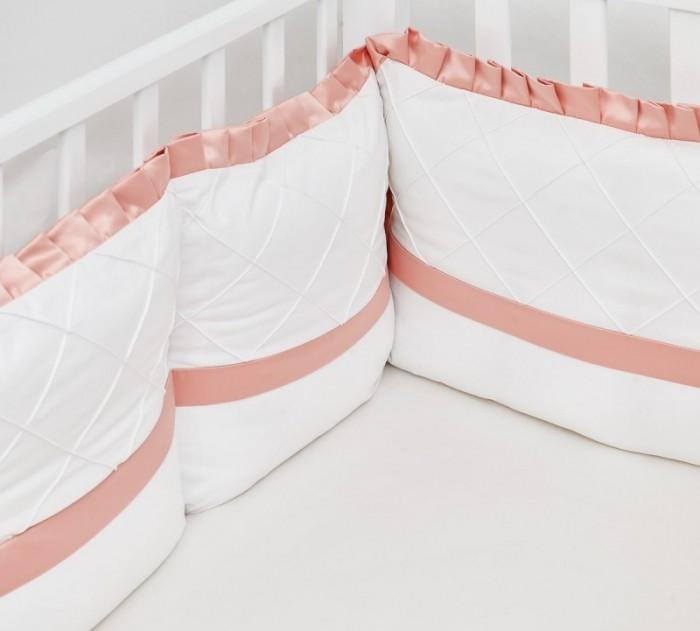 Бортик в кроватку Colibri&Lilly Mademoiselle 120х60 см