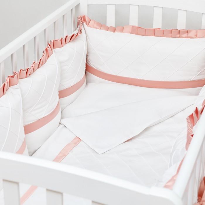 Комплекты в кроватку Colibri&Lilly Mademoiselle (6 предметов) colibri подушка