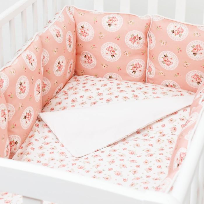 Комплект в кроватку Colibri&Lilly Nicole (4 предмета)