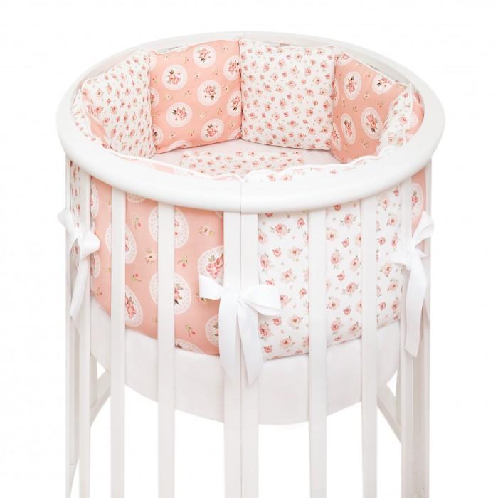 Комплект в кроватку Colibri&Lilly Nicole Round (5 предметов)