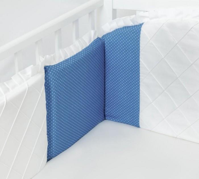 Бортик в кроватку Colibri&Lilly Ocean 120х60 см