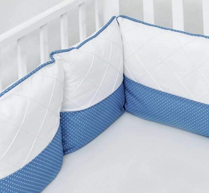 Бортик в кроватку Colibri&Lilly Ocean Pillow 120х60 см